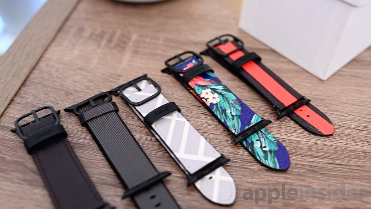Casetify Apple Watch Bands