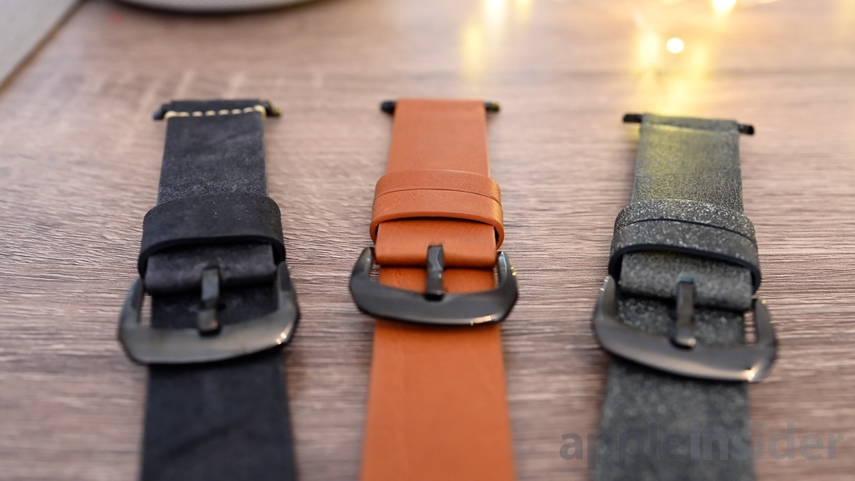 Clockwork Synergy Apple Watch Bands