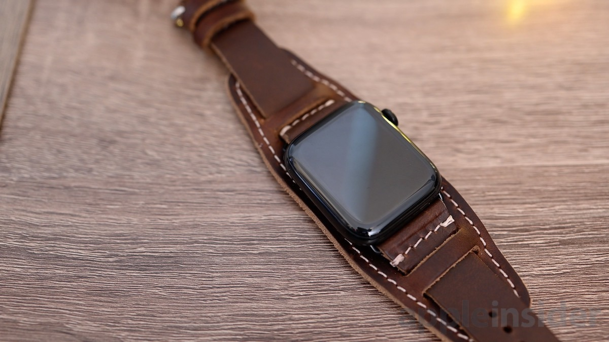 Pad & Quill Apple Watch Band
