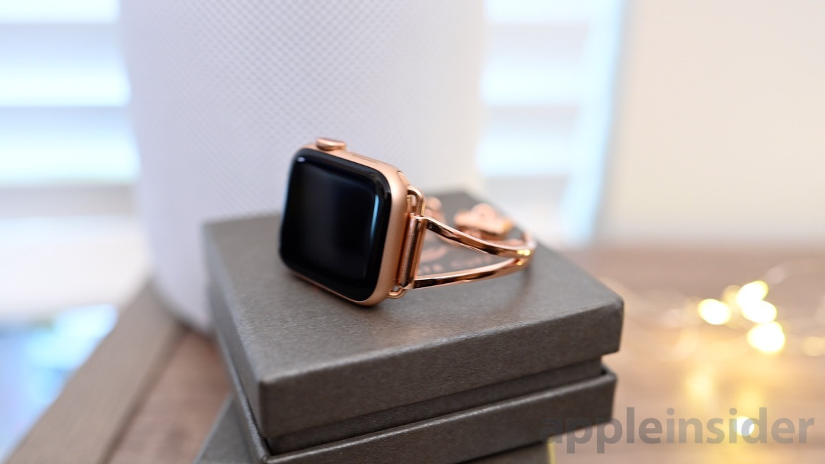 The Ultimate Cuff Mia Apple Watch Band