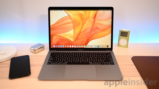 MacBook Air Space Gray