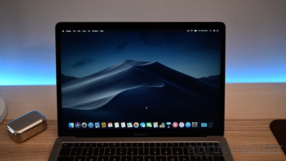 MacBook Air Mojave