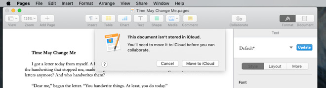 How to make the most of iCloud's sharing and collaboration tools