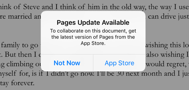 Not as helpful as it seems. This error masks the fact that you also need to update iOS