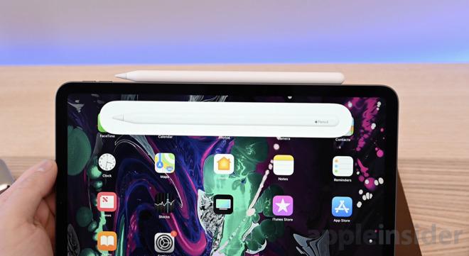 2018 iPad Pro Apple Pencil 2
