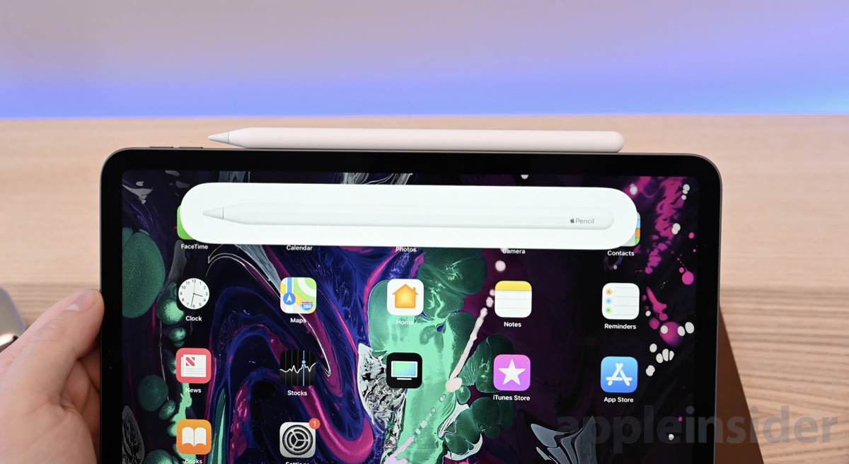 2018 iPad Pro Apple Pencil 2