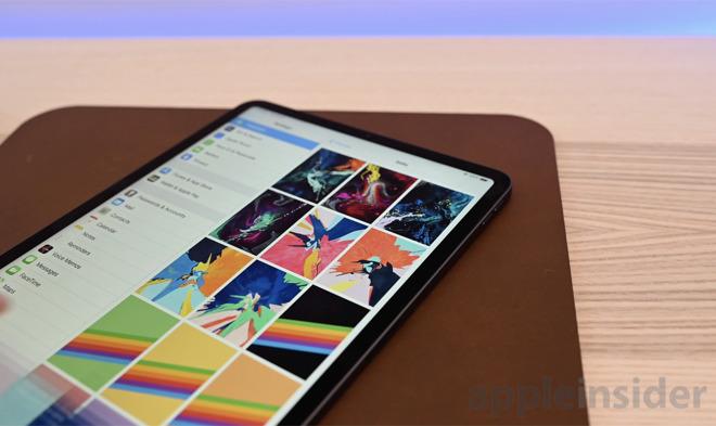 2018 iPad Pro wallpapers