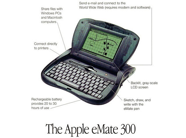 Apple's eMate