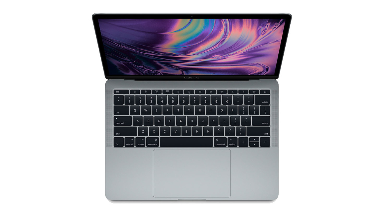 Apple current 13 inch MacBook Pro with function keys