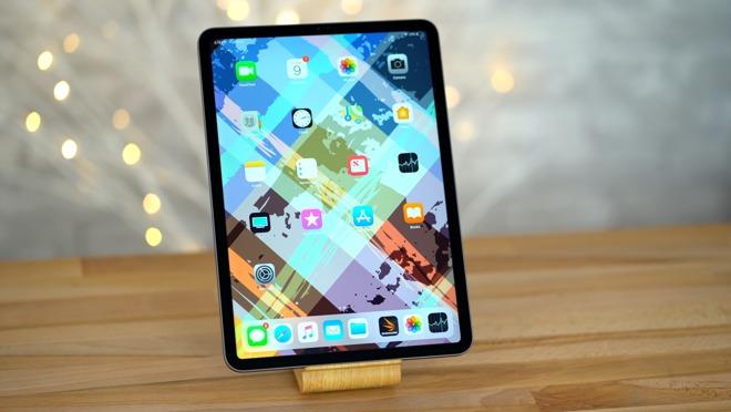 2018 11-inch iPad Pro