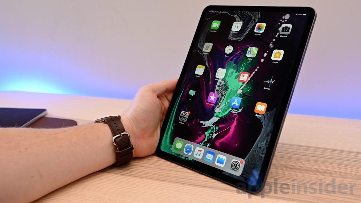 2018 12.9-inch iPad Pro
