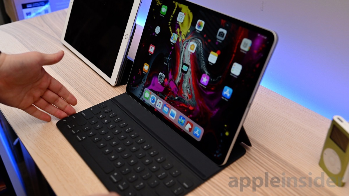 iPad Pro Smart Keyboard Folio