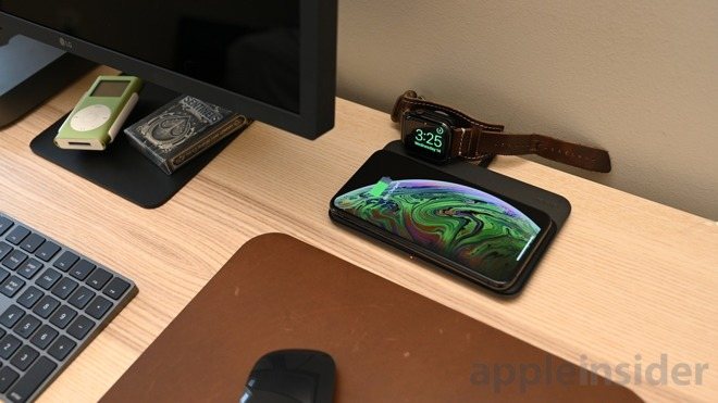 Review Nomad Base Station Apple Watch Is Painfully Close To An Ideal Charging Solution Appleinsider