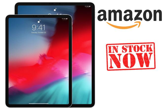 Amazon is now selling Apple's 2018 iPad Pro, plus up to $380