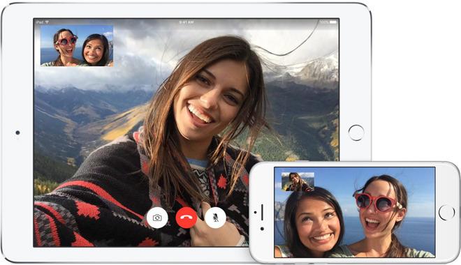 facetime dati cellulare iphone 7 Plus
