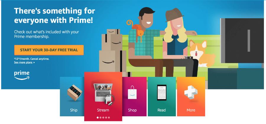 Amazon Prime and Music