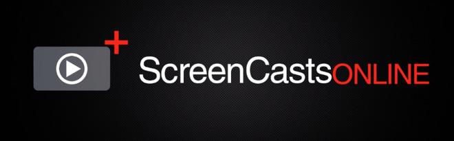 Logo for ScreenCastsOnline