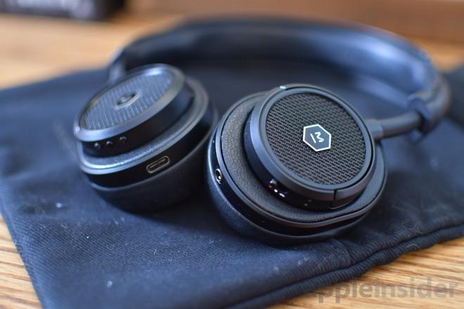 Master & Dynamic MW50+ 2-in-1 wireless headphones
