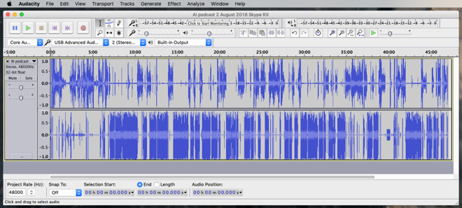 How to edit, publish, and submit a podcast to iTunes on your Mac