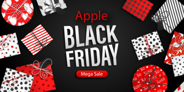 Find the latest Apple Black Friday deals