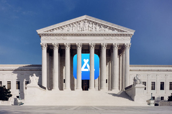 info for 5b718 65a79 Future path of Apple's App Stores at stake in Monday's Supreme Court ...