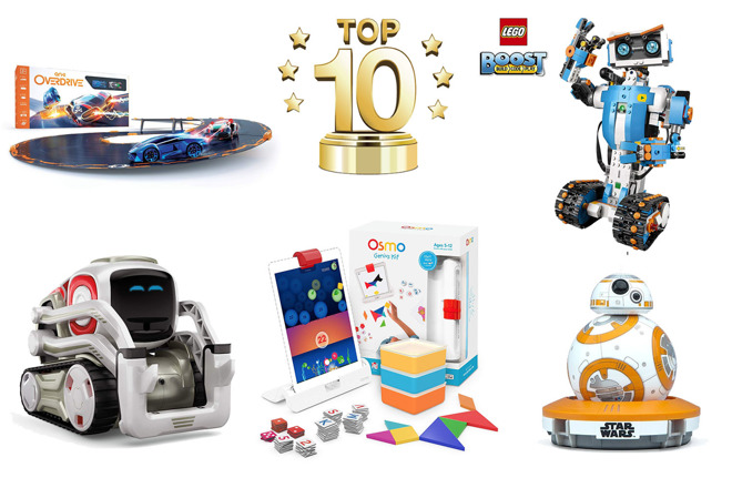Holiday gift guide 2018: Here are the top 10 toys for use