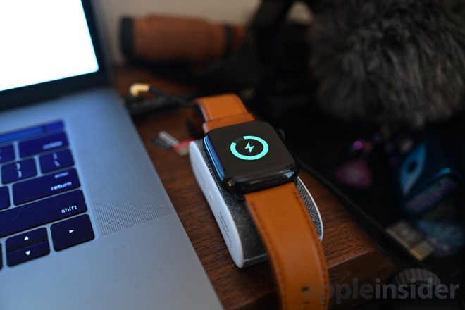 the best attitude e32b8 bf392 Review: Opso is the only Apple Watch charger you need for on the go