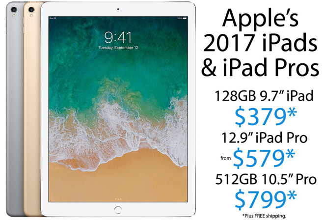 iPad blowout deals   330 off 12.9