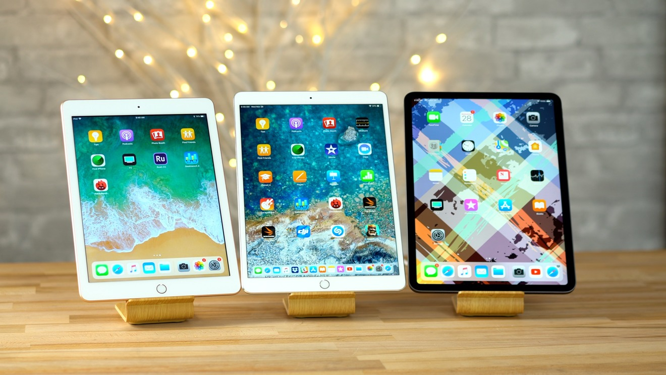 3eaa22350bd Which one of Apple s 2018 iPad or iPad Pro models should you buy