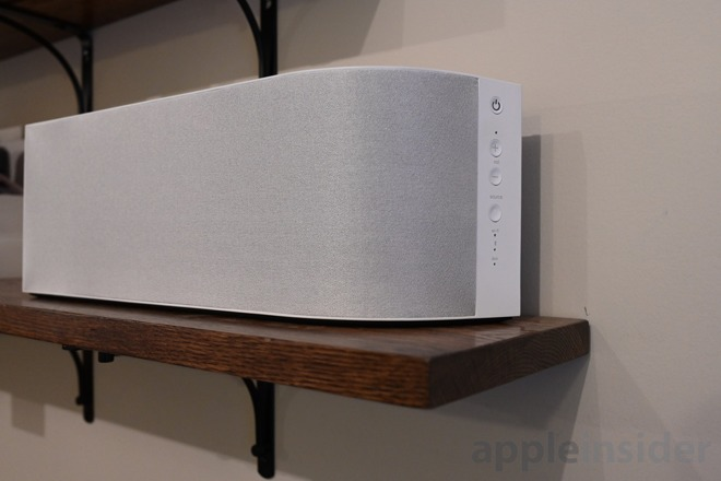Review: Wren V5US sounds great, but falls just short as an AirPlay speaker