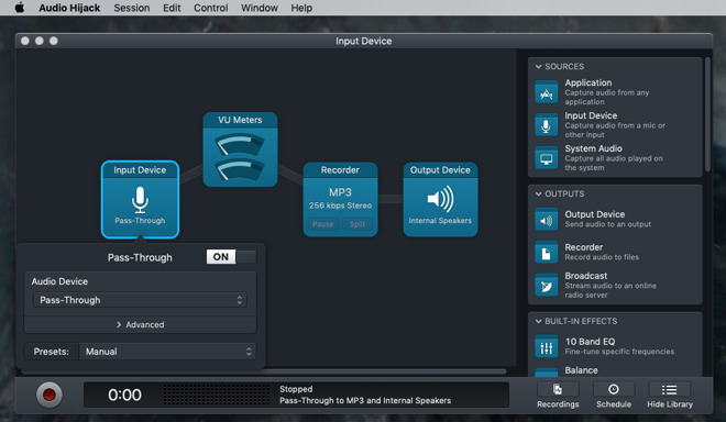 Hands on: Must-have Mac audio tool Loopback reworked with major visual changes