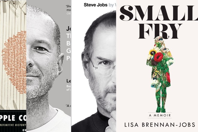 holiday gift guide the best books and e books about apple