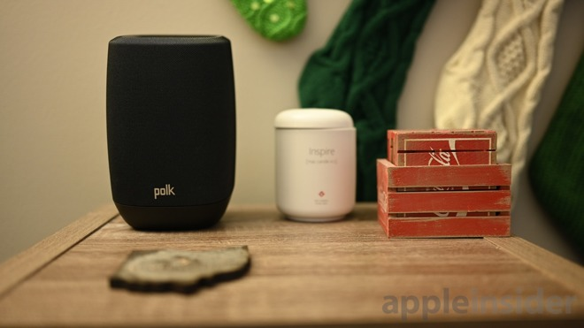 Review: Polk Assist is an attractive and small speaker with Google Assistant support
