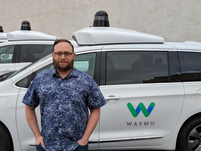Waymo One launches as world's first commercial autonomous