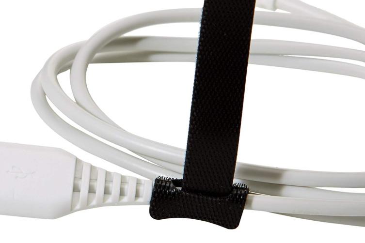AmazonBasics Reusable Cable Ties