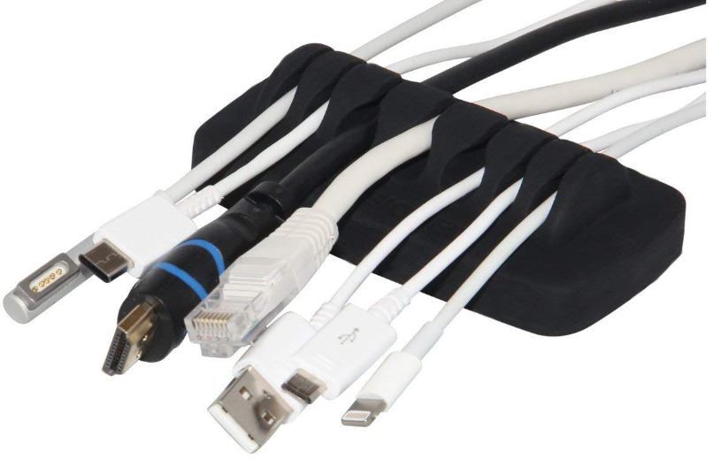 Envisioned cable organizer
