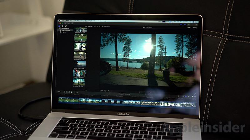 MacBook Pro Vega 20