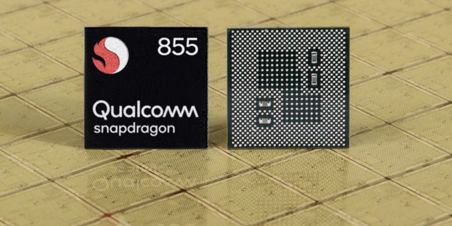 Qualcomm's Snapdragon 855 is over a year behind Apple's A12