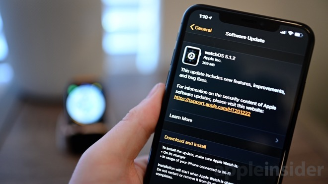 Hands on with the new features in watchOS 5 1 2