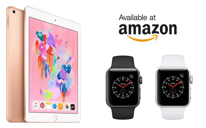 5be8fadc47a Amazon drops more Apple Deals: $249 iPads, $140 off 2018 MacBook ...