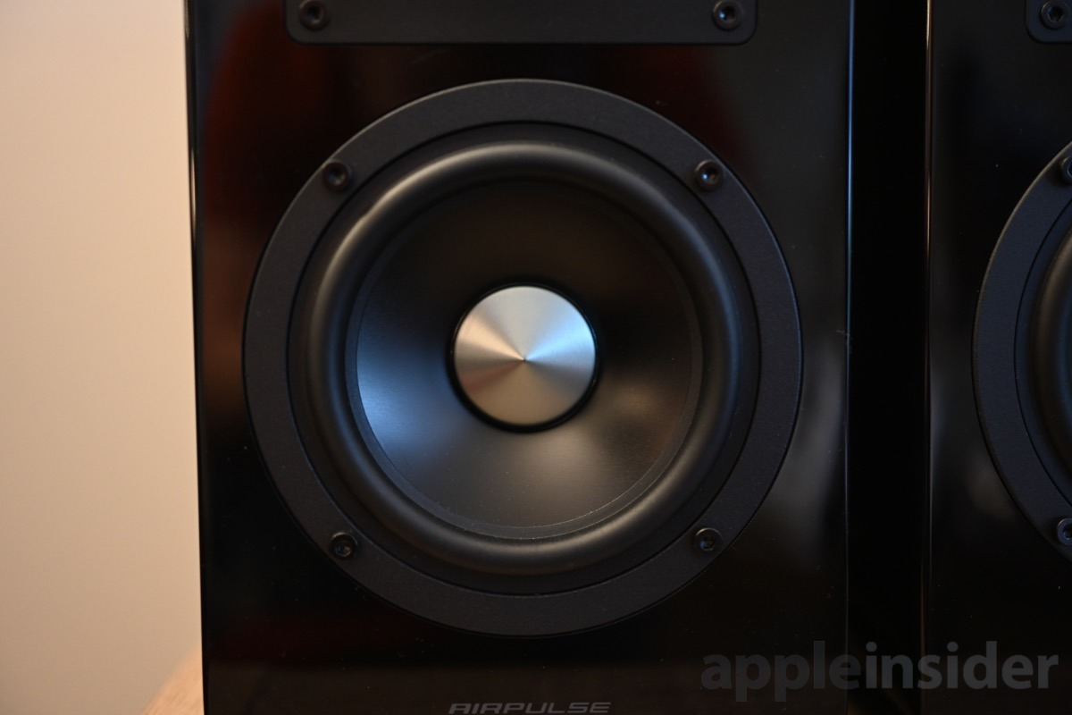AirPulse A100 woofer