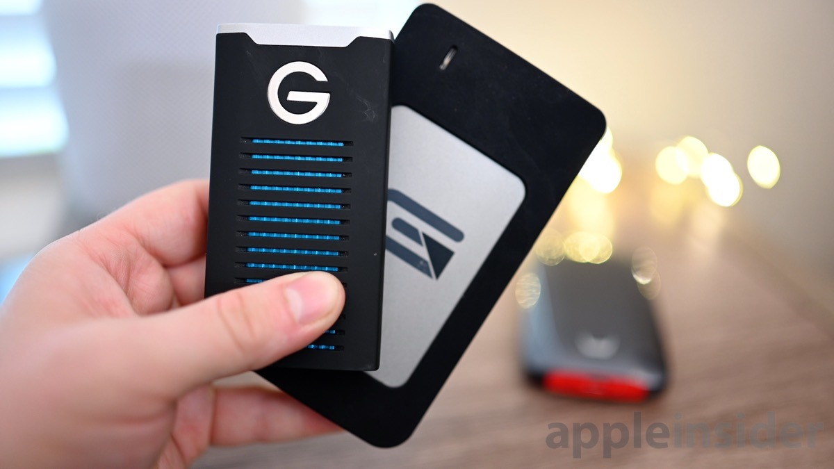 G Drive and Glyph SSDs