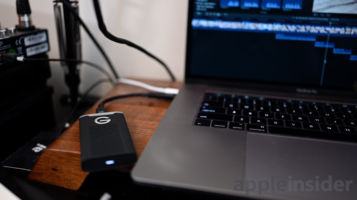 G Drive Mobile SSD