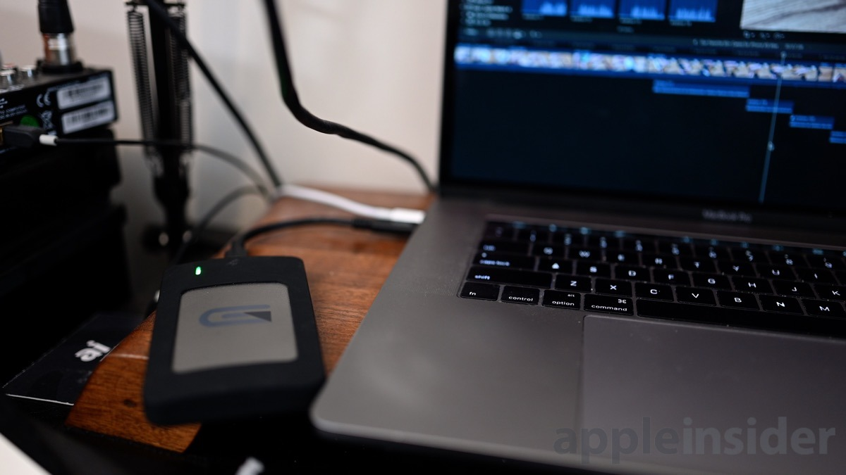 Glyph Atom RAID SSD