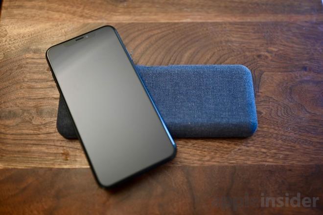 Nimble dual charging pad