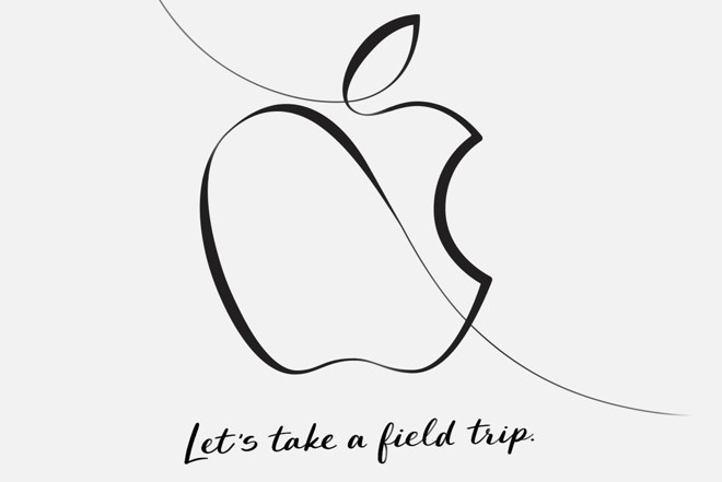 Apple invites the press to its education launch