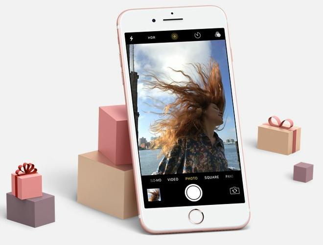 Apple Christmas gifts