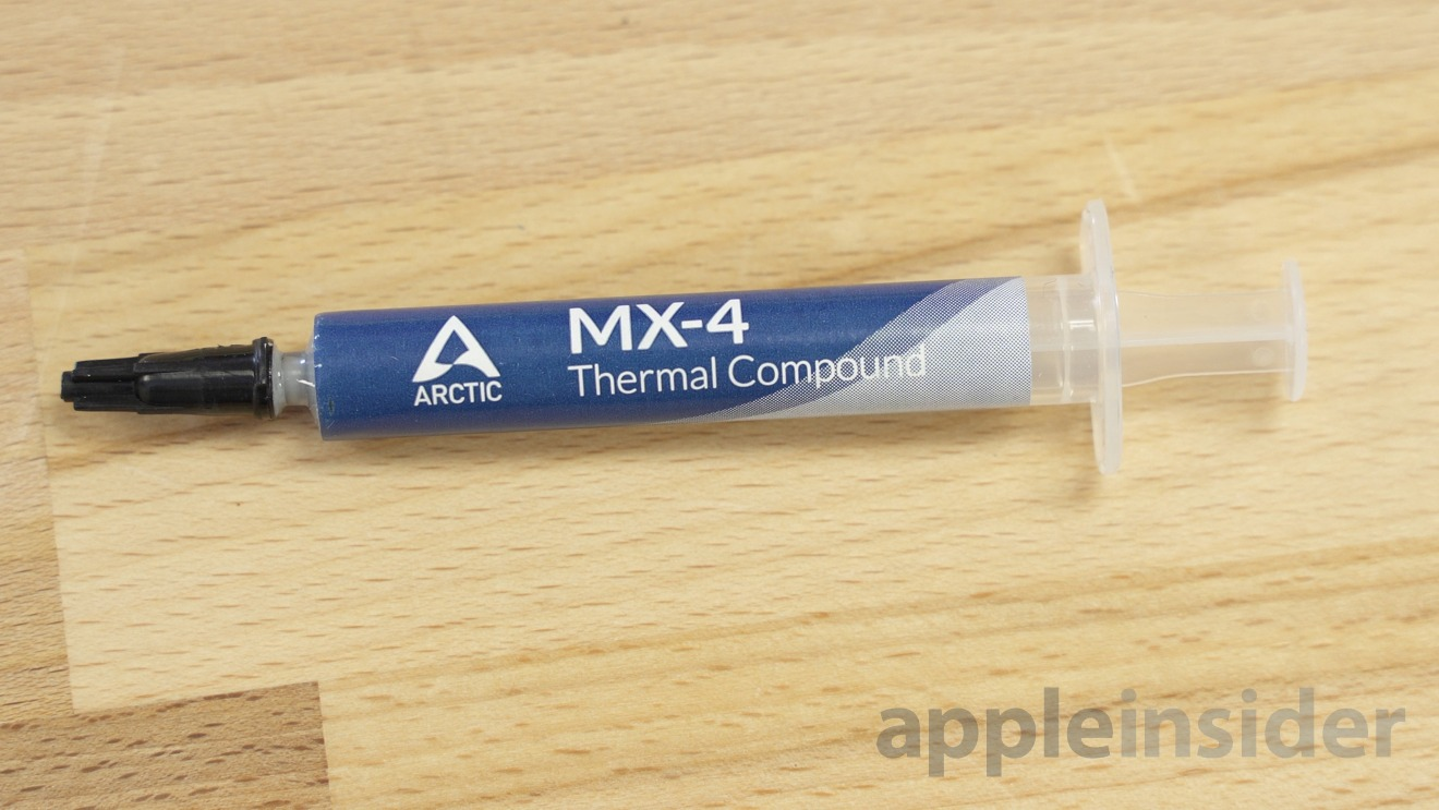 Arctic Silver MX-4 thermal compound