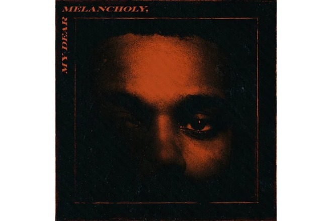 Cover of The Weeknd's EP