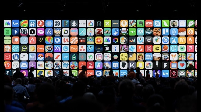 Celebrating apps at WWDC